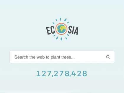 会种树的搜索引擎